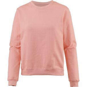 DEDICATED Sweatshirt Damen mellow pink