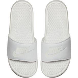 Nike Slides BENASSI JDI Badelatschen Damen mtlc summit
