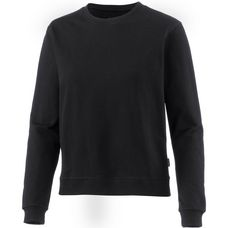 DEDICATED Sweatshirt Damen black