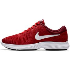 Nike REVOLUTION Laufschuhe Kinder gym red-white-team red-black