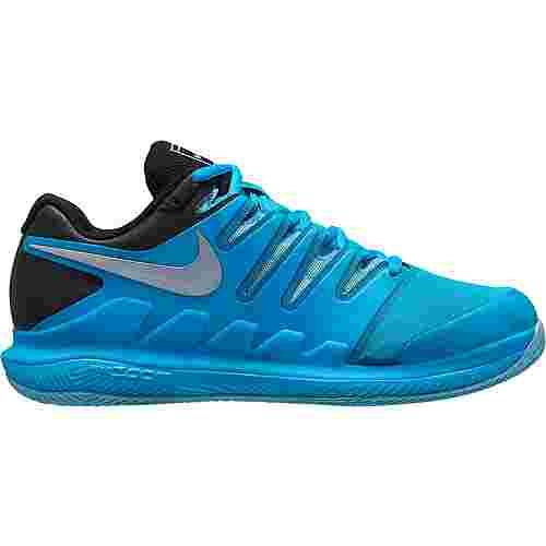 Nike Paris W NIKE AIR ZOOM VAPOR X CLY Tennisschuhe Damen lt blue fury-multi color