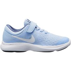 Nike REVOLUTION Laufschuhe Kinder royal tint-mtlc summit wht-diffused blue