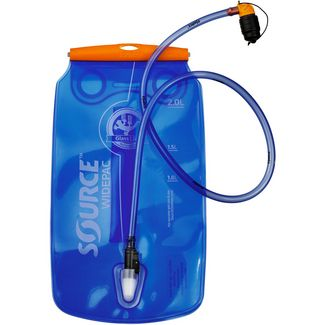 Source Widepac LP Trinksystem transparent-blue