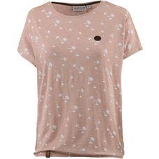 Naketano WALDORF & STATLER T-Shirt Damen pastel-pink-melange
