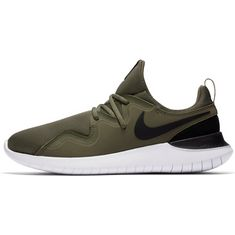 Nike LUNARTESSEN Sneaker Herren med olive-black