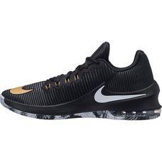 Nike AIR MAX INFURIATE II Basketballschuhe Herren black-mtlc gold