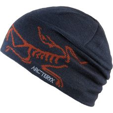 Arcteryx Bird Beanie nighthawk-rooibos
