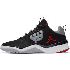 Nike JORDAN DNA Basketballschuhe Herren black-gym red