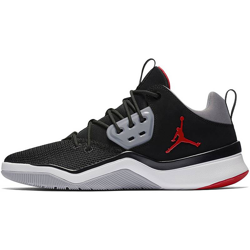 quality design 0febb 81760 NikeJORDAN DNA BasketballschuheHerren blackgym red