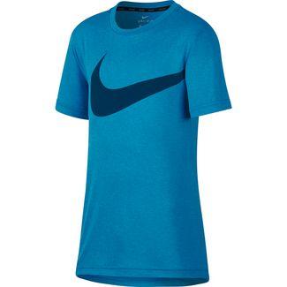 Nike Funktionsshirt Kinder equator blue-blue gale