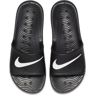 Nike KAWA SHOWER Badelatschen MIDNIGHT NAVY/WHITE