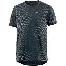 Nike Tailwind Laufshirt Herren deep-jungle-igloo-reflective-silv