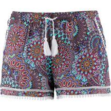 ESPRIT Fraser Beach Shorts Damen dark pink
