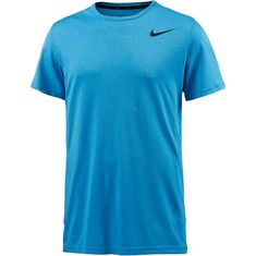 Nike Hyper Breathe Funktionsshirt Herren equator-blue-blue-gale-black