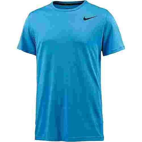 Nike Hyper Breathe Funktionsshirt Herren equator-blue-blue-gale-black