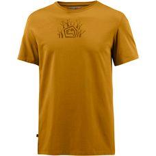 E9 Forest Klettershirt Herren mustard