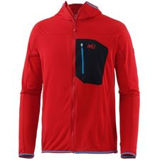 Millet Triology Light Fleecejacke Herren rouge