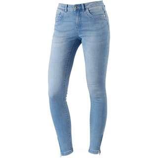 Only Kendell Skinny Fit Jeans Damen light-blue-denim