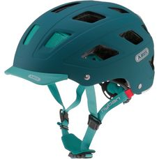 ABUS Hyban Fahrradhelm core green