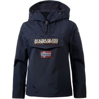 Napapijri Rainforest Windbreaker Damen blu marine