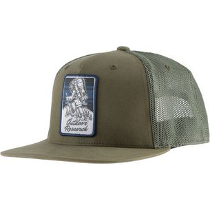Outdoor Research Squatchin' Trucker Cap oliv