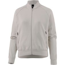 adidas ID Knit Bomberjacke Damen chalk pearl
