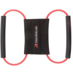 Posture Medic Rückentrainer rot