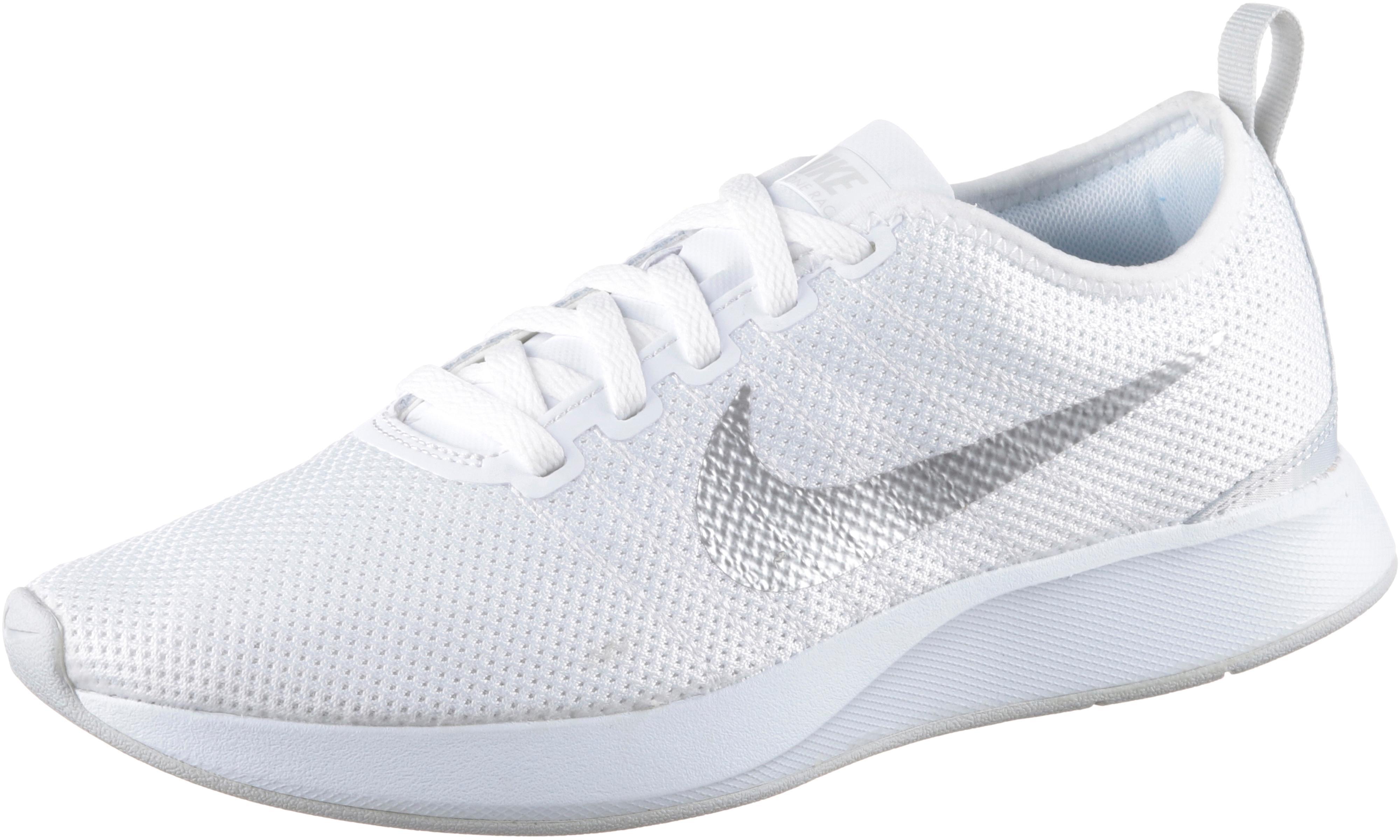 Nike DUALTONE RACER Sneaker Damen white-pure platinum im Online Shop von  SportScheck kaufen