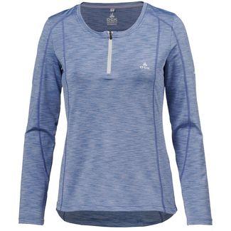 OCK Longshirt Damen blau