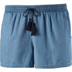 ESPRIT Milner Beach Shorts Damen light blue