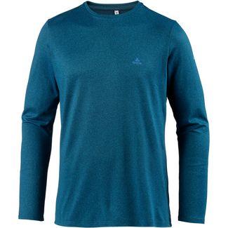 OCK Longshirt Herren blau