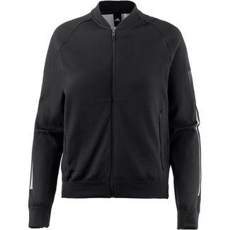 adidas ID Knit Bomberjacke Damen black