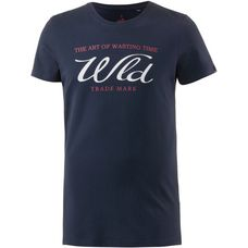 WLD TRADEMARK T-Shirt Herren NAVY
