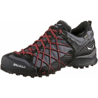 SALEWA MS WILDFIRE GTX® Zustiegsschuhe Herren black out-bergot