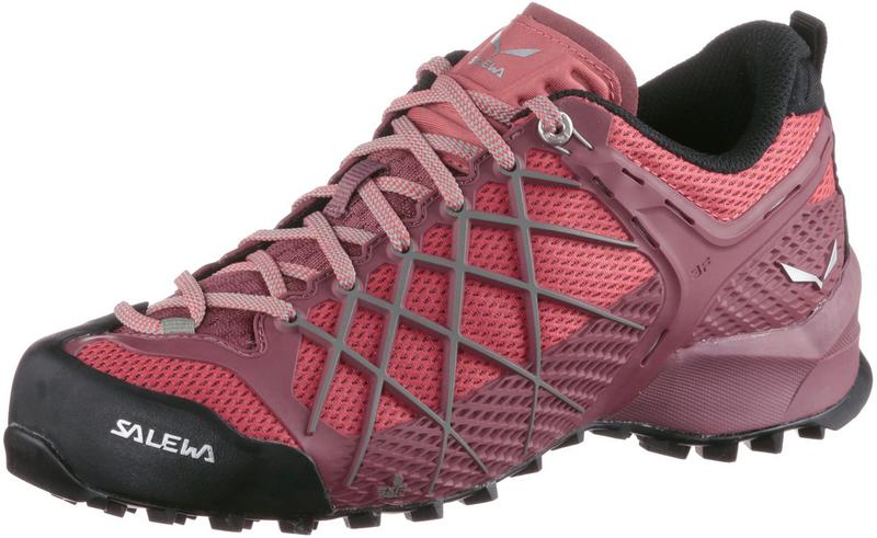 Salewa Wildfire Women - rose brown/siberia F5MPe37E