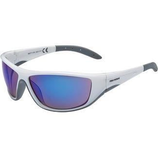 Maui Wowie W2711/04 Sportbrille Shiny white-smoke blue revo