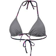 S.OLIVER Leni Bikini Oberteil Damen schwarz-weiß gestreift