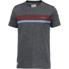 Ragwear HAKE T-Shirt Herren black