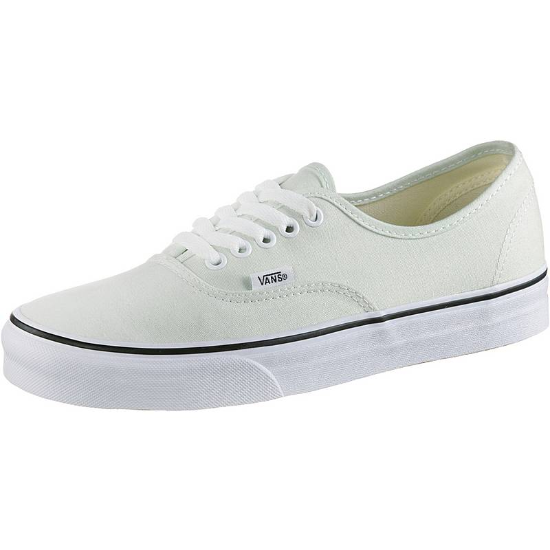 5c1a66519295 Vans Authentic Sneaker Damen blue flower-true white im Online Shop ...