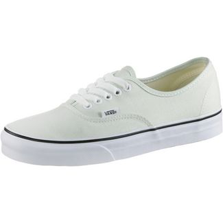 Vans Authentic Sneaker Damen blue flower-true white