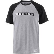 Burton VAULT T-Shirt Herren GRAY HEATHER