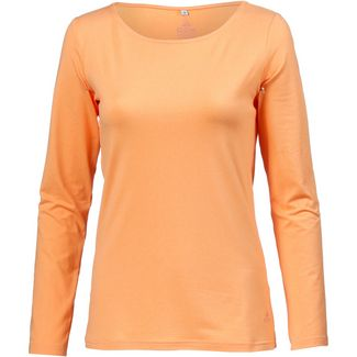 OCK Longshirt Damen orange