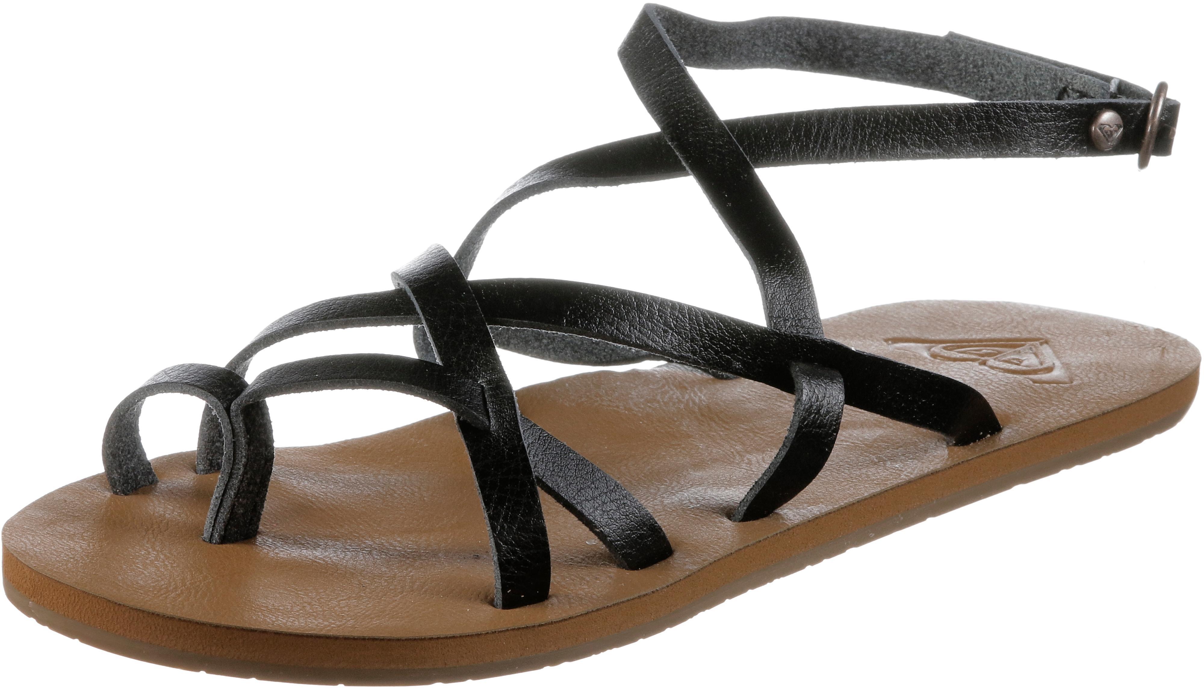 Roxy JULIA Sandalen Damen BLACK im Online Shop Shop Shop von SportScheck kaufen Gute Qualität beliebte Schuhe 4c368f