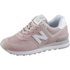 NEW BALANCE WL574 Sneaker Damen pink