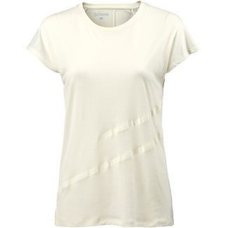SCHECK Merino T-Shirt Damen offwhite