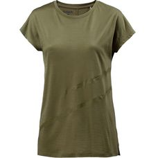 SCHECK T-Shirt Damen dunkelgrün