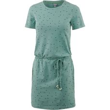 Bench Kurzarmkleid Damen bird-heart-turquoise