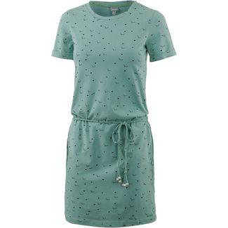 Bench Kurzarmkleid Damen bird-heart-turquoise