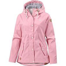 Ragwear MARGE Regenjacke Damen pink