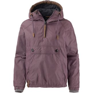 Naketano Windbreaker Damen Aubergini